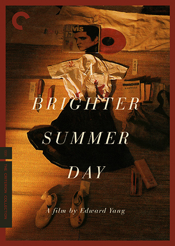 A Brighter Summer Day Cover