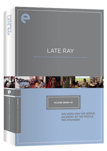 Late Ray Cover