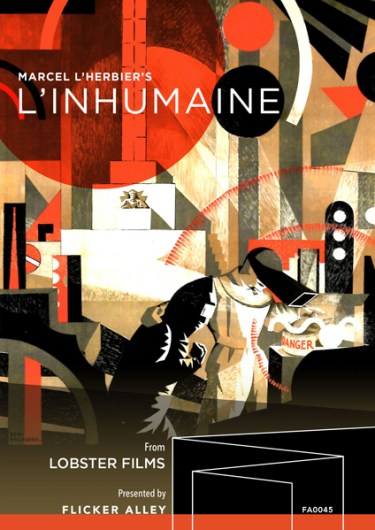 L'Inhumaine Cover
