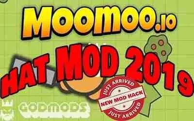 Moomoo.io Hat Mod 2019