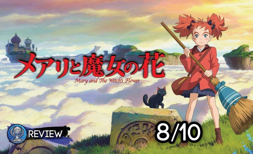 Review - Mary and the Witch's flower