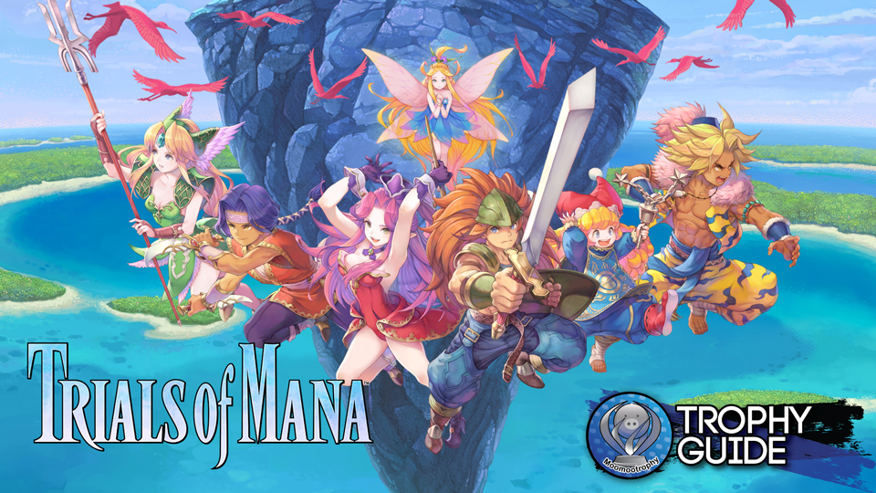 TRIALS OF MANA Trophy Guide