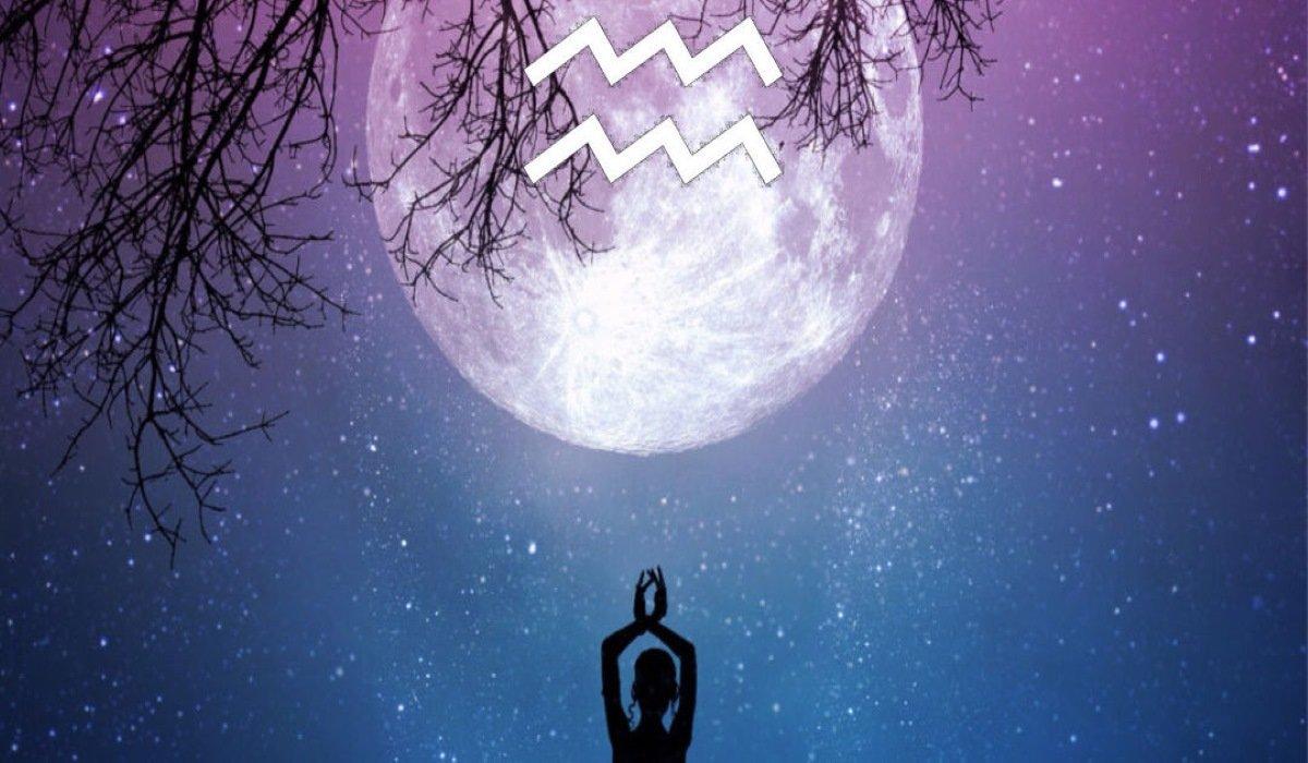 Луна в Водолее в гороскопе рождения. Характер и качества лунного Водолея