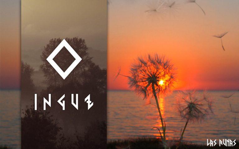 Руна Ингуз. Значение, активация, проживание, медитация