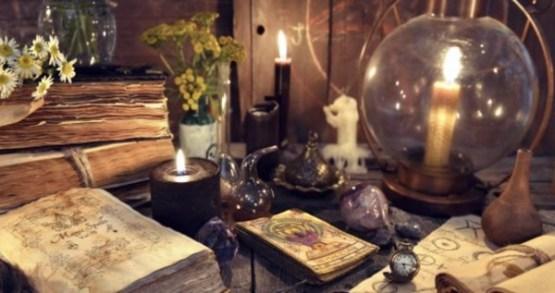 Что нужно ведьме для магии