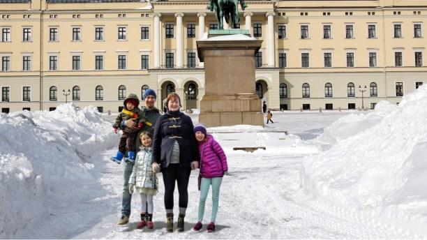 Kongehuset i Oslo