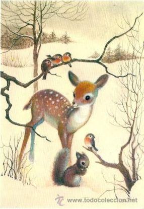 Zima i zwierzęta