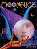 8/10/08 Moonalice poster by Alexandra Fischer