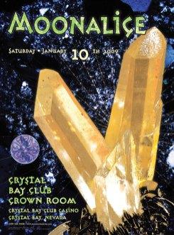 1/1/09 Moonalice poster by Alexandra Fischer