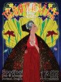 6/17/09 Moonalice poster by Alexandra Fischer