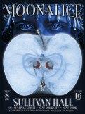 10/16/09 Moonalice poster by Alexandra Fischer