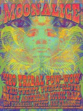 M363 › 4/20/11 Tribal Pow-Wow, Great Amer­i­can Music Hall, San Fran­cisco, CA poster by Dave Hunter