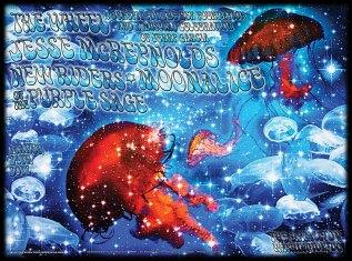 M441 › 3/24/12 The Hamilton, Washington, DC poster by Alexandra Fischer