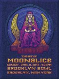 M452 › 4/8/12 The Art of Moonalice at Brooklyn Bowl, Brooklyn, NY poster by Dave Hunter