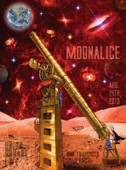 M626 › 8/14/13 Union Square Live, San Francisco, CA poster by Alexandra Fischer