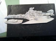Dream Puzzle by Dennis Larkins (in progress)