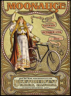 M648 › 10/12/13 Biketoberfest, Fairfax, CA poster by Alexandra Fischer