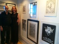 from Director's Circles & VIP Preview Reception, September 18, 2014