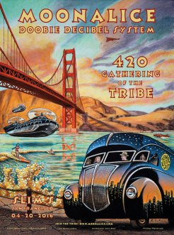 M900 › 4/20/16 420 Gathering of the Tribe, Slim's, San Francisco, CA