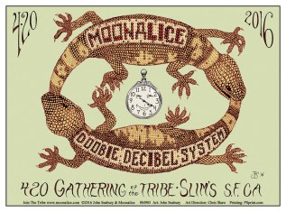 M905 › 4/20/16 420 Gathering of the Tribe, Slim's, San Francisco, CA