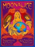 M932 › 8/20/16 Ridgestock Music Festival, Nevada City, CA poster by Alexandra Fischer