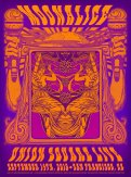 M934 › 9/14/16 Union Square Live, San Francisco, CA poster by Alexandra Fischer