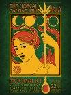 M998 › 7/22/17 Norcal CANNAcuisine Gala, San Francisco, CA poster by Alexandra Fischer