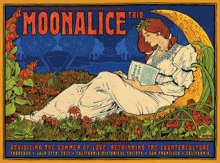 R100 › 7/27/17 California Historical Society, San Francisco, CA poster by Alexandra Fischer