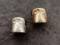 Virgin of Guadalupe Cuff Ring