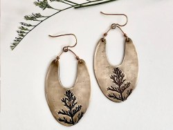 Yarrow Earrings