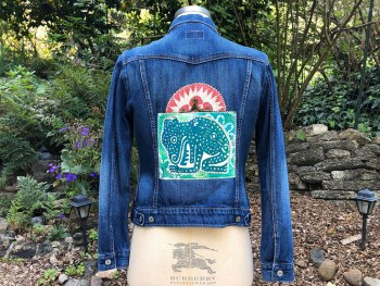 Jaguar Denim Jacket