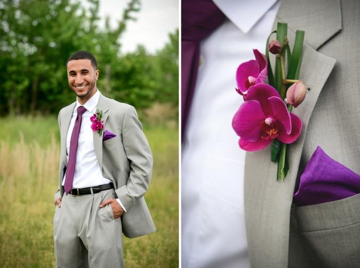 19 huntsville al wedding orchid boutonneire