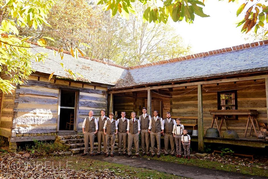 10 burritt on the mountain wedding cabin