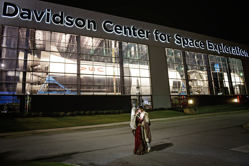 27 huntsville alabama space and rocket center wedding photography beautiful