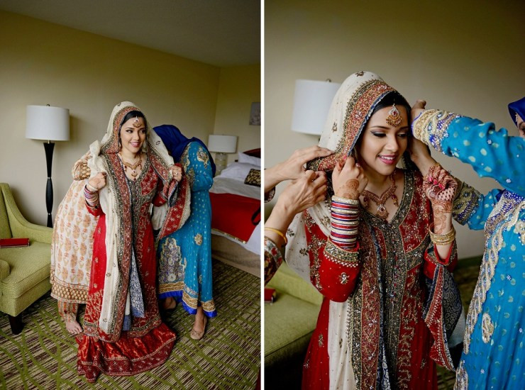 4 colorful south asian alabama wedding