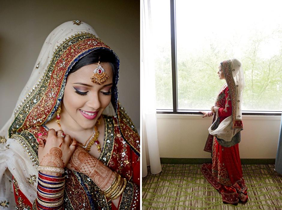7 huntsville alabama colorful islamic bride