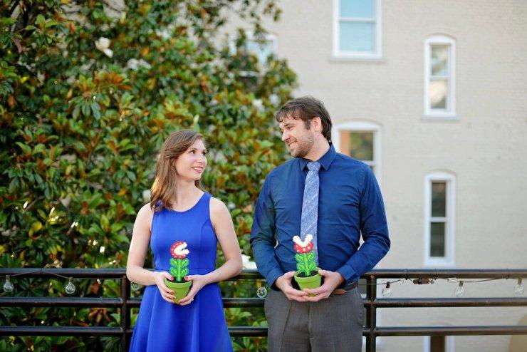 15 nerdy nintendo engagement pictures alabama