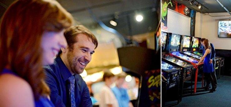 3 arcade engagement session huntsville al