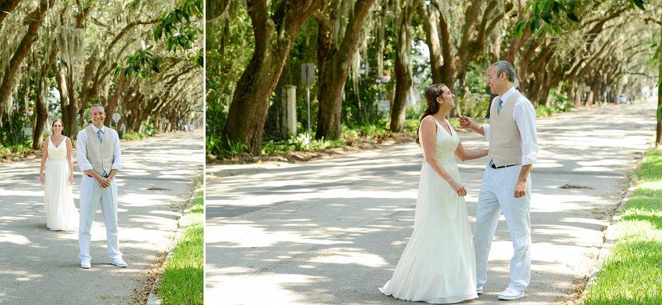 16 Historic St Augustine Wedding
