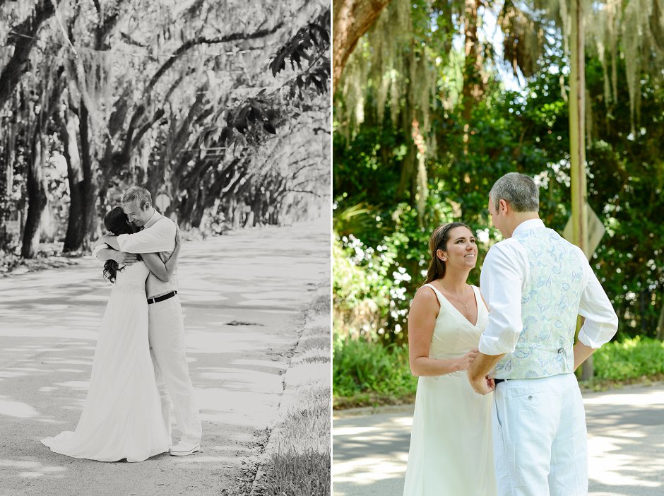 17 Historic St Augustine Wedding