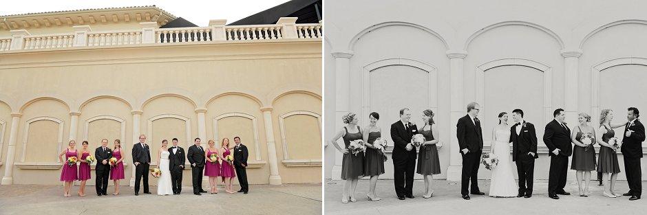 35 westin huntsville wedding photographer bridal party carousel