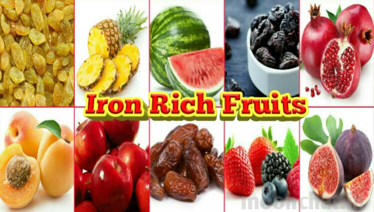 Iron rich fruits 11 wonderful fruits that are rich in iron for iron rich fruits workwithnaturefo