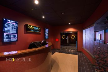 Carmike Cinemas Boulevard 10 Ovation Club lobby