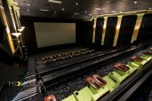 Carmike Cinemas Boulevard 10 Ovation Club screen