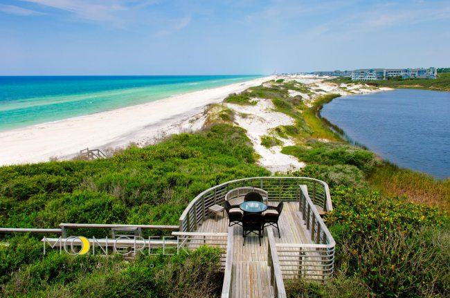 Aerial Photos and Aerial Video of South Walton