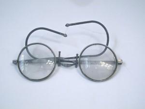 Gandhi's glasses