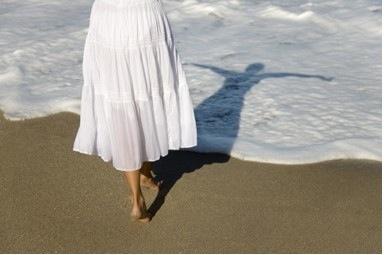 DANCING BY THE OCEAN