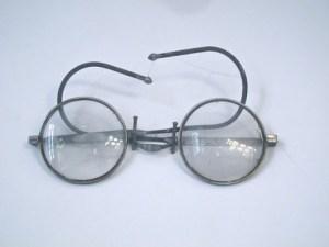 Mahatma Gandhi's glasses