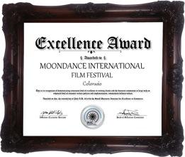 Moondance Wins 2013 Colorado Excellence Award