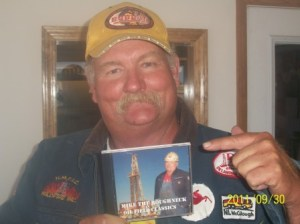 MIKE, THE ROUGHNECK:MUSIC WINNER